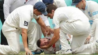Phil Hughes injury: A cruel example of game's risks