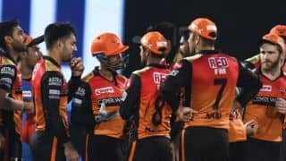 Sunrisers Hyderabad's defeat to Delhi Capitals in IPL Eliminator symbolic of our campaign: VVS Laxman