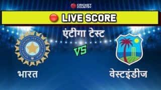 IND vs WI, HIGHLIGHTS:  विंडीज 100 रन पर ऑलआउट, भारत ने 318 रन से जीता मैच