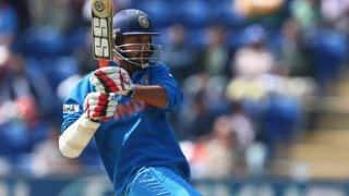 Shikhar Dhawan, Ajinkya Rahane put up 50-run stand against South Africa in 5th ODI at Mumbai
