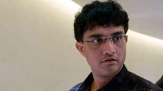Sourav Ganguly congratulated by Aditya Verma on becoming CAB chief