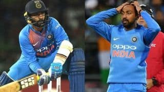 I genuinely believed that I could hit a six: Dinesh Karthik on not giving the strike to Krunal Pandya