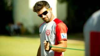 IPL 2014: There was a lot of pressure to perform in 1st match, admits Manan Vohra
