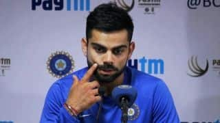 No confusion about the World Cup squad, just need to discuss about one slot: Virat Kohli