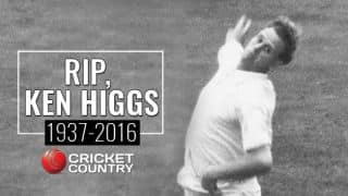 Former England cricketer Ken Higgs dies at 79