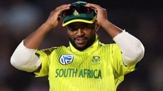 Temba Bavuma Withdraws From Remainder of ODIs Against Australia