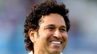 Tendulkar hopes Mumbai T20 League serves good platform for youngsters