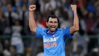 Shami fulfilling potential as death overs bowler