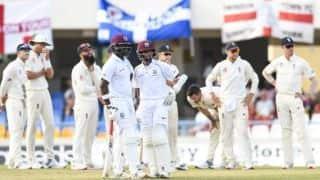 Darren Bravo helps give West Indies upper hand against England