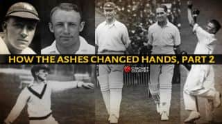 History of Ashes: How the urn changed hands, Part 2 of 4, of Bradman and Bodyline