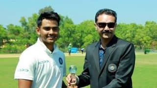 यूथ टेस्ट: भारत की अंडर-19 टीम ने दक्षिण अफ्रीका को 9 विकेट से रौंदा