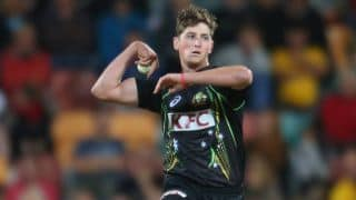 ICC World T20 2014: Shane Warne to teach James Muirhead on playing mind games