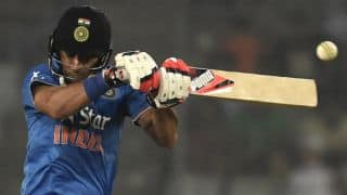 India vs Pakistan, ICC T20 World Cup 2016: India going steady