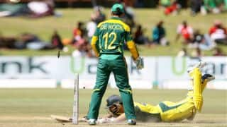 South Africa to meet Australia in tri-series final