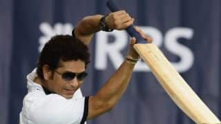 Sachin Tendulkar inspires 1st cricket-themed garden in England