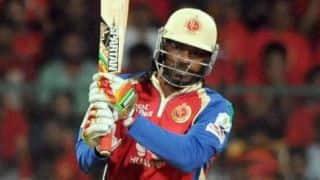 Chris Gayle's match winning knock against Kolkata Knight Riders is his mother's 'Birthday Gift'