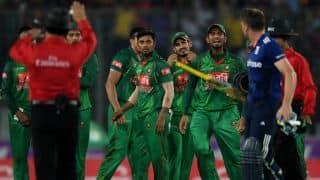 Bangladesh vs England: Mashrafe Mortaza refuses to apologise to visitors
