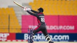 Stirling effort in vain as UAE beat Ireland in T20 WC qualifiers