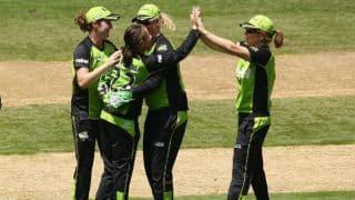Women's BBL 2015-16: Sydney Thunder beat Sydney Sixers in final by 3 wickets
