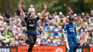 Mitchell McClenaghan ruled out of NatWest T20 Blast due to pelvis injury