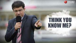 Happy Birthday Sourav Ganguly: How well do you know him?