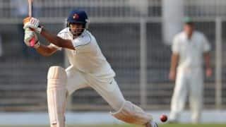 Ranji Trophy 2017-18, Round 6, Group C highlights: Mumbai recover; Baroda pile on 503