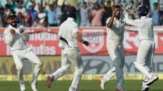 चार दिन में ही जीता मैच क्योंकि युवराज सिंह के घर जाना था!