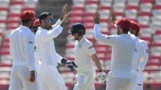 One-off Test, Day 1: Bowlers hand Afghanistan big advantage vs Ireland