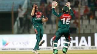 Aminul Islam revels in memorable Bangladesh debut