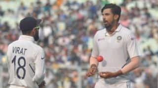 पूर्व ऑस्ट्रेलियाई तेज गेंदबाज ने की थी हताश इशांत शर्मा की मदद