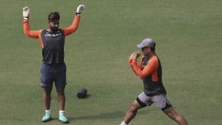 Rishabh Pant and Shreyas Iyer in India's T20I squads, MS Dhoni out