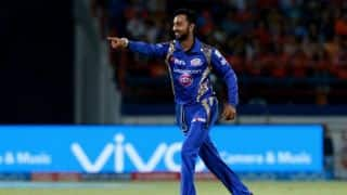 MI VS GL, IPL 2017: I'm feeling myself as an all- rounder, says Krunal Pandya