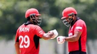 Asia Cup 2018 Qualifiers: Hong Kong trounce United Arab Emirates by 182 runs