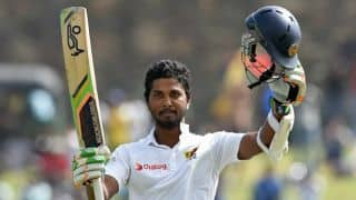Dinesh Chandimal's superb 162* guides Sri Lanka to 367; India need 176 to win 1st Test at Galle