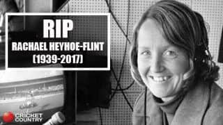 Rachael Heyhoe-Flint: The woman who was cricket