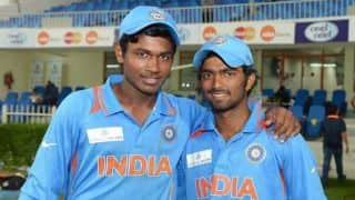 India vs Scotland Live Cricket Score, ICC Under-19 World Cup Group A match: India win by 5 wickets