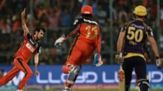 Kolkata vs Bangalore, Cricket Score, Match 3, Latest Updates: Kolkata win by 4 wickets