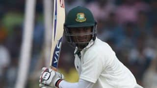 Bangladesh 384 for 5 at lunch