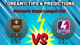 Dream11 Team Surrey Stars vs Loughborough Lightning, Women's Super League T20– Cricket Prediction Tips For Today's match SS vs LL at Guildford