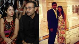 Wives of Virender Sehwag, Ravichandran Ashwin hit back at their husbands
