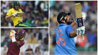 Year Ender 2017: 5 Fastest T20I Centuries of the Year