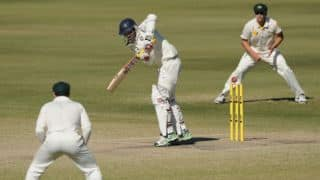 Day 1 Report: AUS A hold advantage after IND A's collapse
