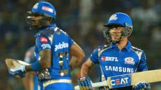 In Pictures: RR vs MI, Match 21, IPL 2018