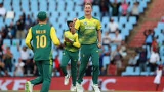 Chris Morris, Farhaan Behardien back in South Africa's ODI squad