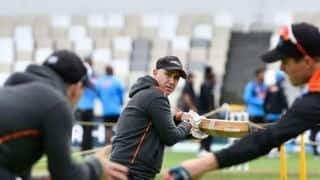 NZ coach hopes team's 'no die' will come good against India
