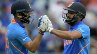 ICC ODI RANKING: Rohit Sharma comes closer to Virat kohli in terms of points