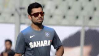 Kohli retains 2nd spot in ICC ODI rankings
