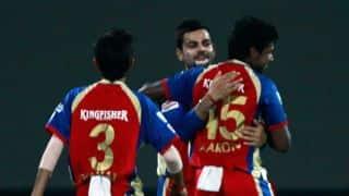 RCB vs DD Live IPL 2014 T20 Cricket score