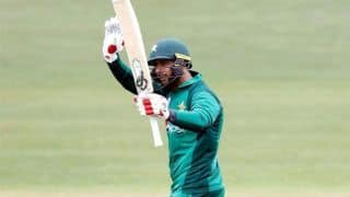 Imad Wasim ton downs Kent in tour opener