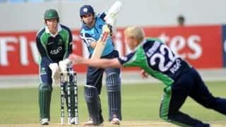ICC World T20 Qualifier 2015: ICC announces broadcast schedule